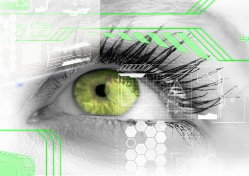 Eye interface #414654