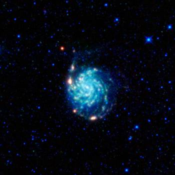 M 101: The Pinwheel Galaxy Free Photo