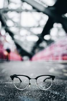 Horn-Rimmed Specs #414927