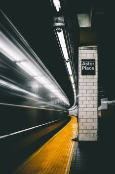 Astor Place Station #414938