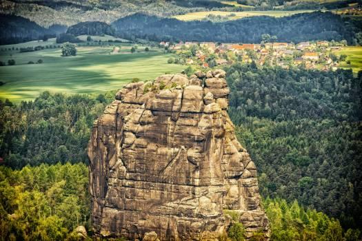 canyon Free Photo