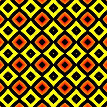 Tile Mosaic Pattern #415370
