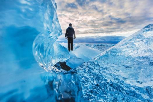 Glacier Ice Snow #415403