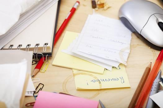 Pen Desk Paper #415509