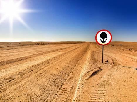 Dune Landscape Sky #415937