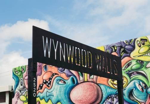Graffito Signboard Billboard #416106