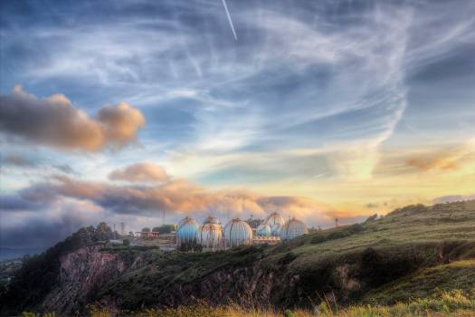 Sky Atmosphere Landscape #416490