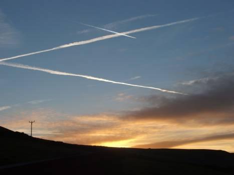 Sky Atmosphere Clouds #416796