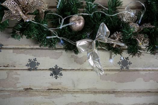 Decorations on christmas tree #416799