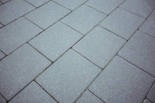 Paving stone road background #416837