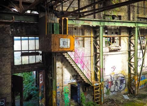 Industry Industrial Building #416868