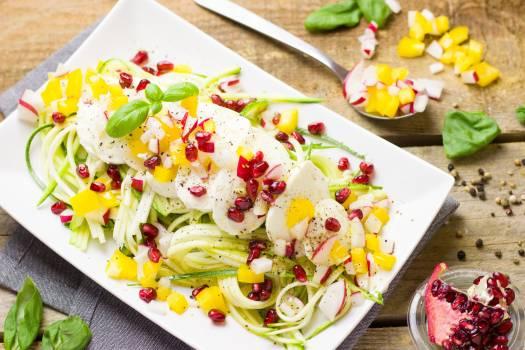 Appetizer Salad Food #416894