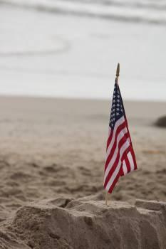 Flag Flagpole Emblem #416929