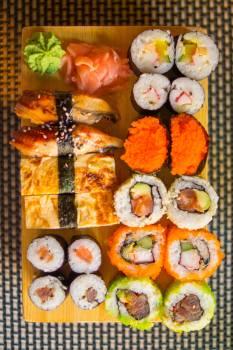 Sushi Dish Food #416970
