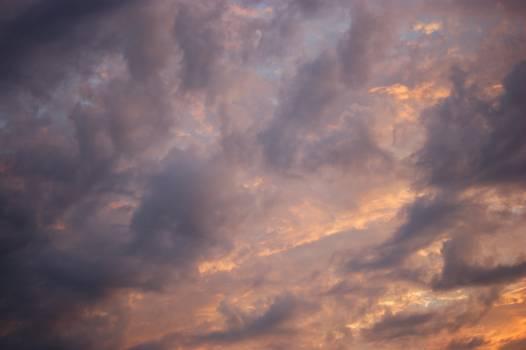 Sky Atmosphere Clouds #417050