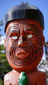 Totem pole Column Mask #417114