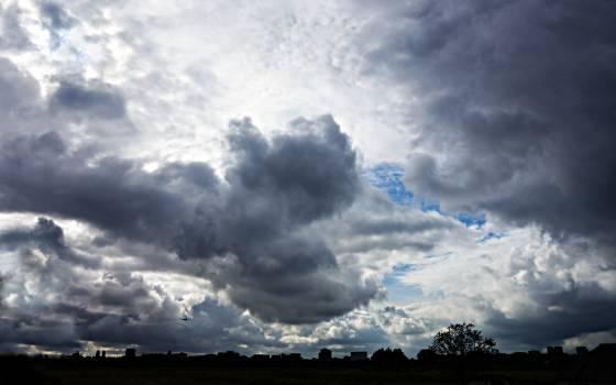 Sky Atmosphere Clouds #417212