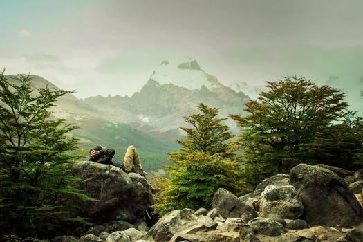 Landscape Mountain Sky #417265
