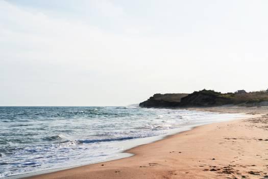 Beach Shore Sand #417334