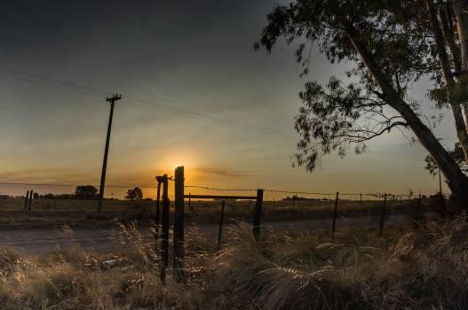 Sky Sunset Sun #417458
