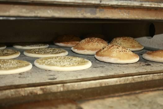 Bagel Bun Bread #417470