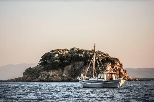 Boat ship ocean #417487