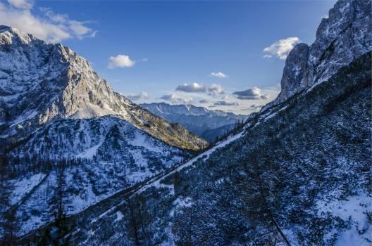 Mountains peaks cliffs  #417513