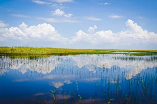 Lake Sky Landscape #417570