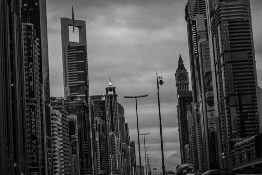 Skyscraper City Building #417634
