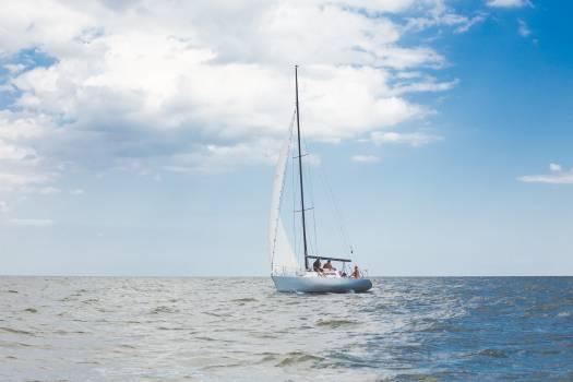 Sailboat Vessel Catamaran #417705