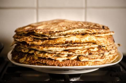 Pancakes breakfast food #417730