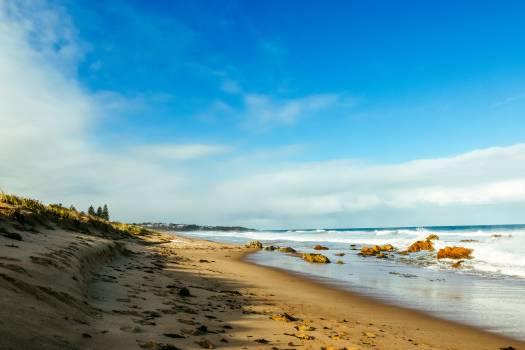 Sea Beach Sky #417767