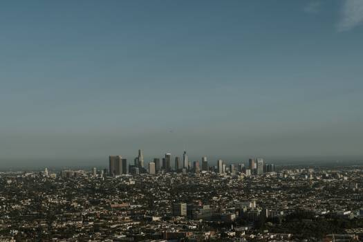 View of Los Angeles city, USA #417900