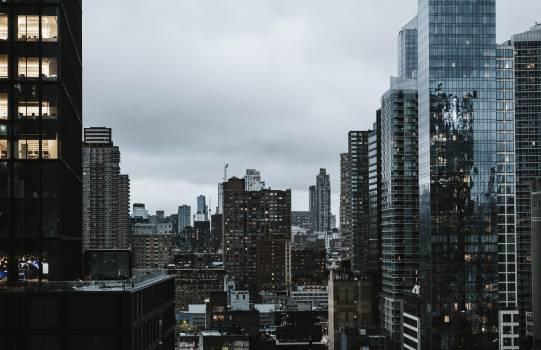 View of New York City, USA #417908