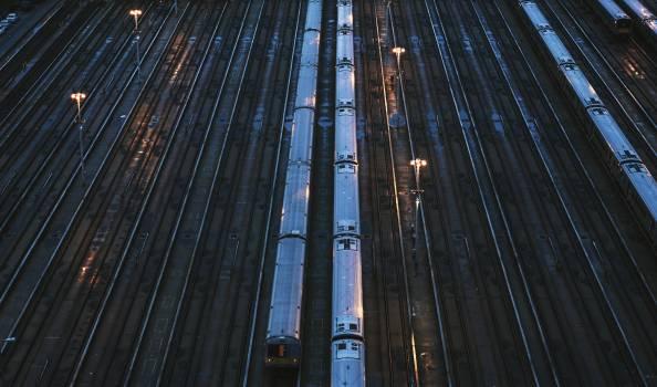 Subway station at New York, USA Free Photo