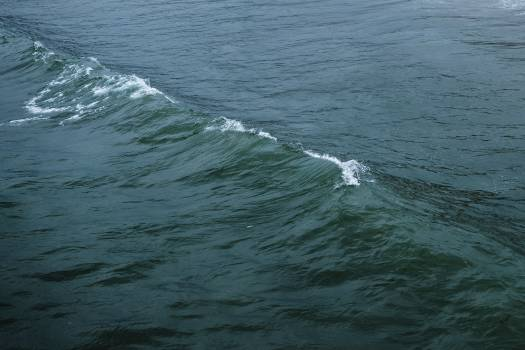Natural wave over the sea #417970