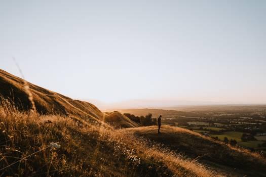 Landscape Field Sky #418009
