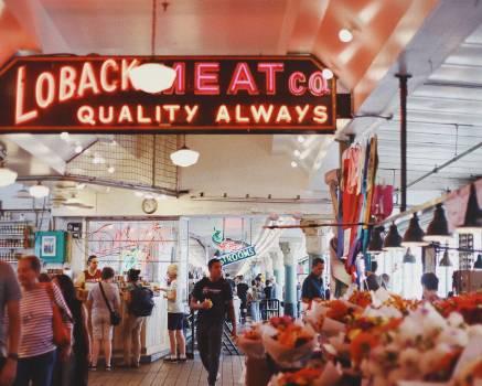 Plaza Supermarket Mercantile establishment #418017