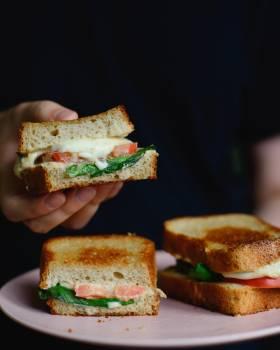 Toast Meal Food #418034