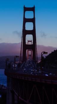 Suspension bridge Bridge Guillotine #418055