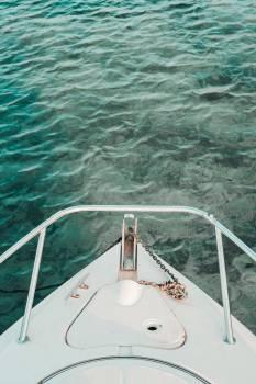 Deck Boat Sea #418102