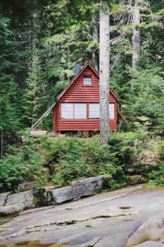 Building Barn House #418242