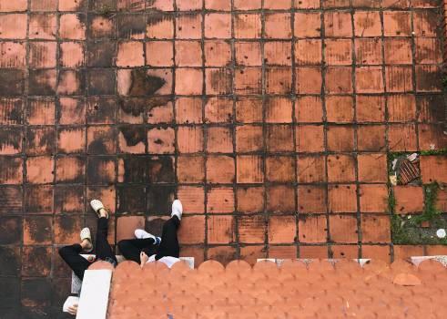 Brick Building material Wall #418266
