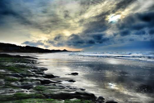 shoreline Free Photo