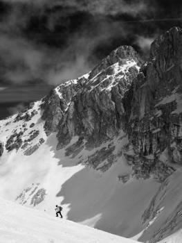 Mountain Glacier Alp Free Photo