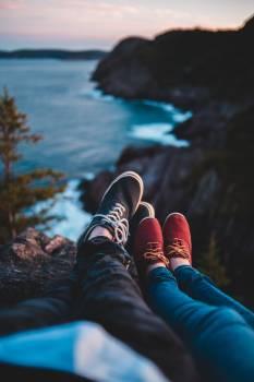 Arctic Shoe Footwear Free Photo