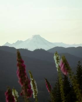 Mountain Volcano Mountains Free Photo