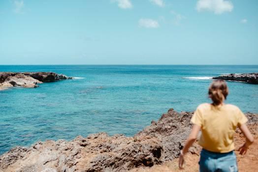 Beach Ocean Sea Free Photo