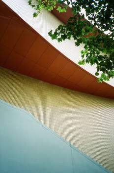 Modern Architecture Barrier Free Photo