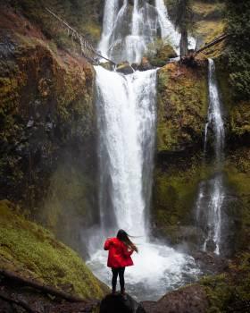 Waterfall River Stream Free Photo